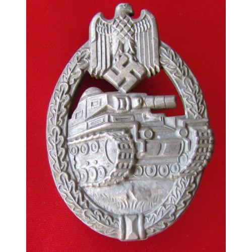 Tank Assault Badge # 5043