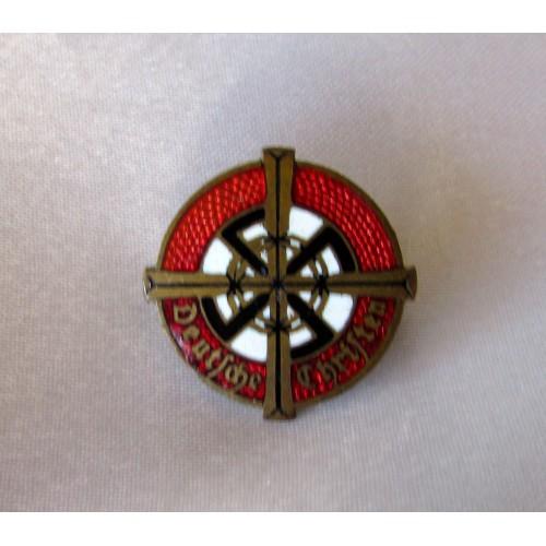 Deutsche Christian Badge # 5051