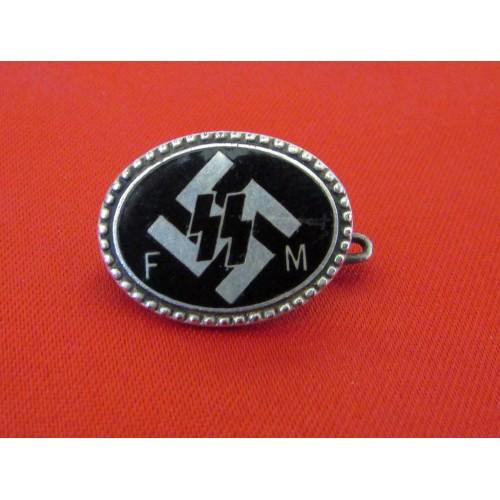 SS-FM badge # A 15891