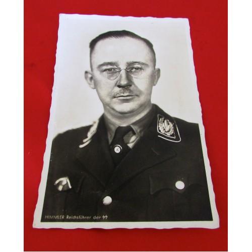 Heinrich Himmler Postcard