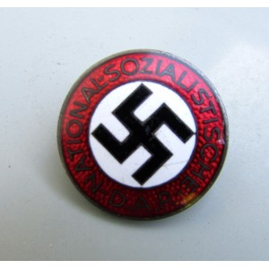 NSDAP Membership Badge # 5058