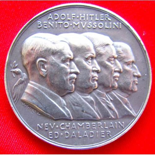 Munich Agreement Medallion # 5077