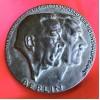 Hitler Hindenburg Medallion # 5031