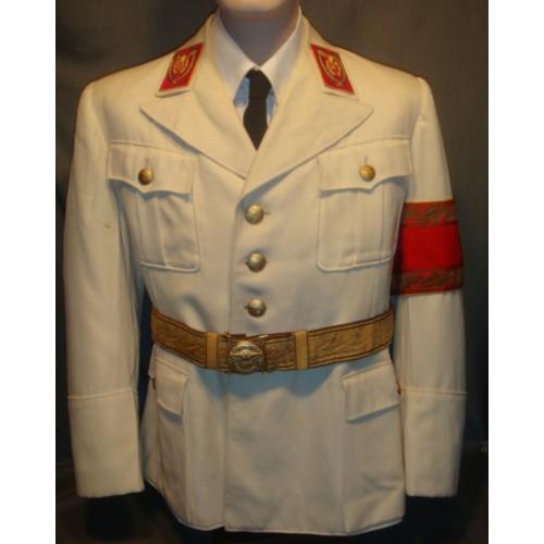 Martin Bormann's Reichsleiter Tunic # 2437