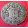 Free State Danzig Medallion