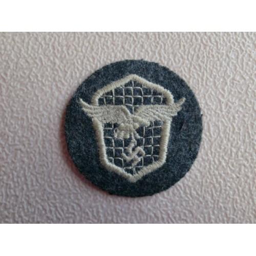 Luftwaffe Driver Badge # 1004