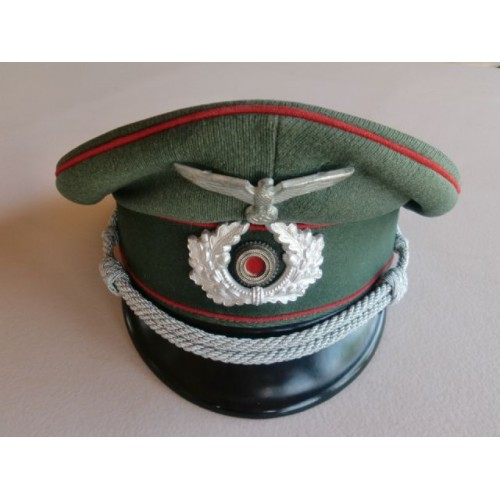 Artillery Officer's Visor # 1008