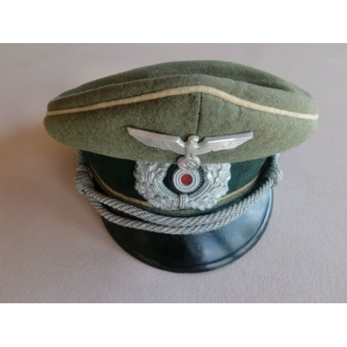Infantry Officer's Visor # 1009