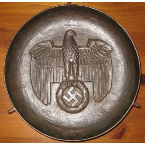 Nuremberg Bronze Bowl