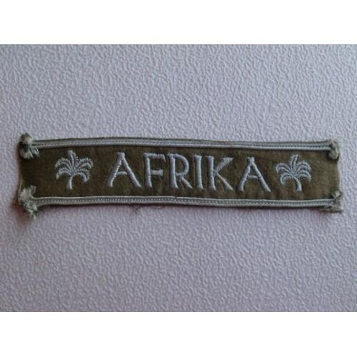 Afrika Cuff Title # 1018