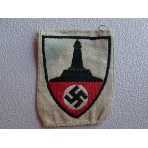 Kyffhauserbund Cloth Patch # 1025