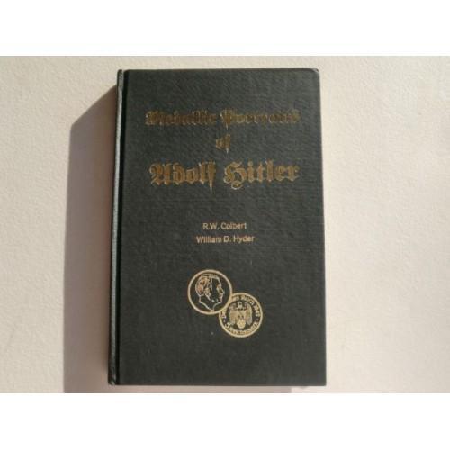 Medallic Portraits of Adolf Hitler # 1058