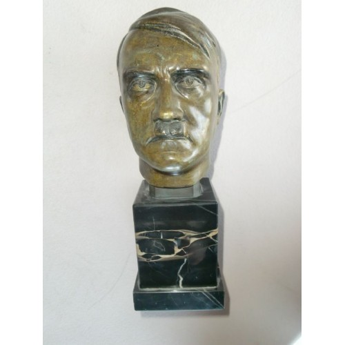 Adolf Hitler Head Bust  # 1059