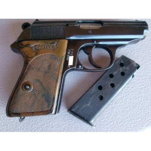 Walther PPK  # 1076