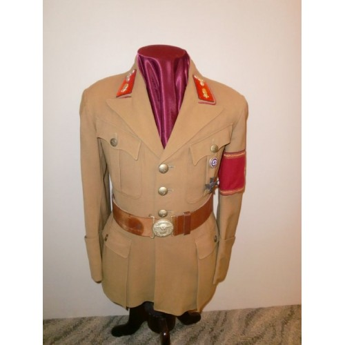 Gau Abschnittsleiter Tunic # 1084