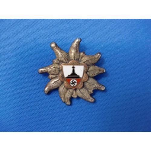 Kyffhauserbund Cap Insignia # 1143