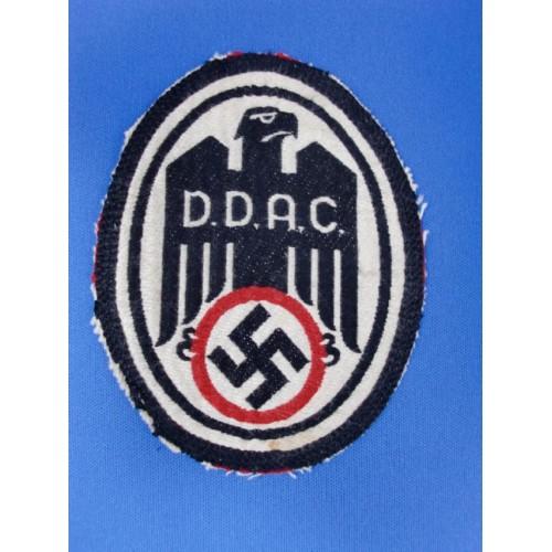 DDAC Sport Shirt Eagle Patch # 1147