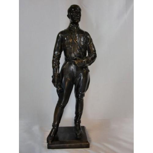 Kärner Adolf Hitler Bronze # 1160