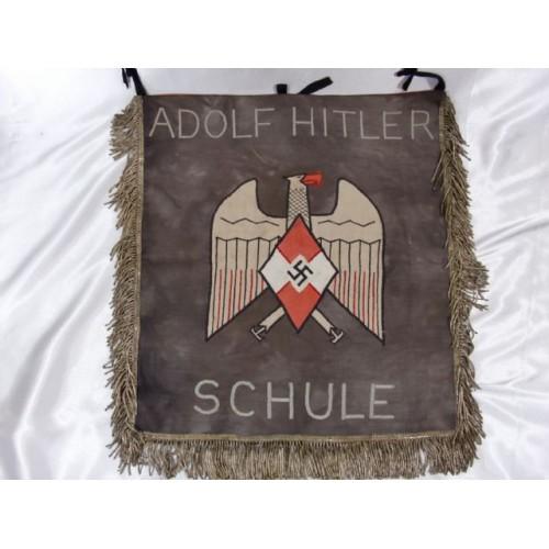 Adolf Hitler Schule Banner # 1161