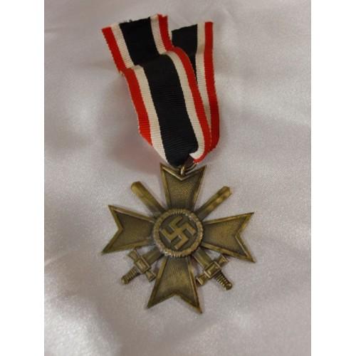 War Merit Cross 2nd Class # 1168