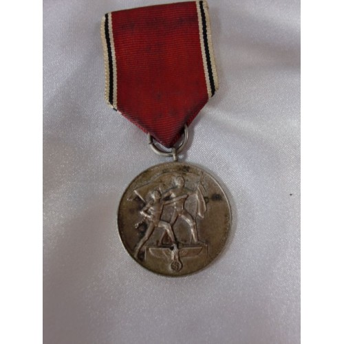 Commemorative Medal of March 13TH 1938 # 1169