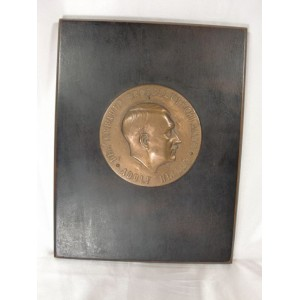 Adolf Hitler Plaque # 1178