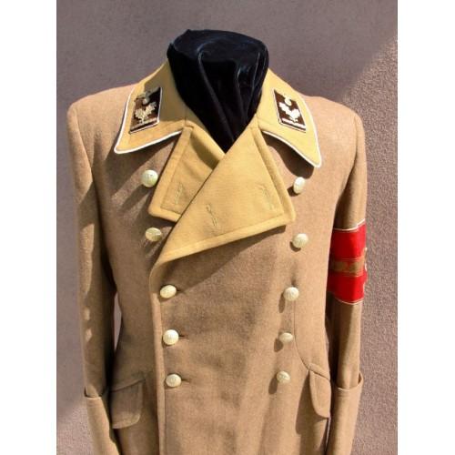 Kreisleiter Greatcoat  # 1214