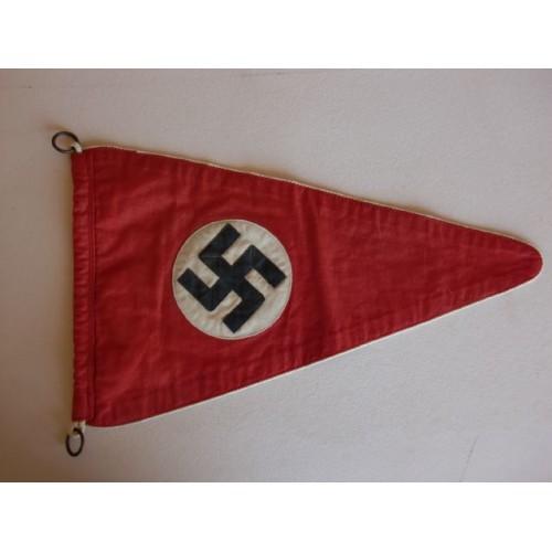 NSDAP Pennant  # 1216