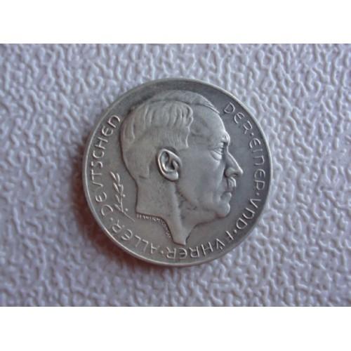Hitler Medallion  # 1221