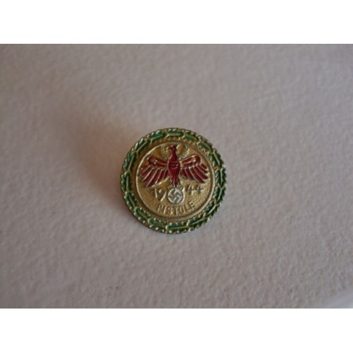 Tirolian Shooting Badge # 1233