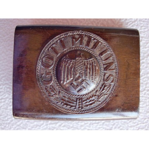 Army Bakelite Buckle # 1249
