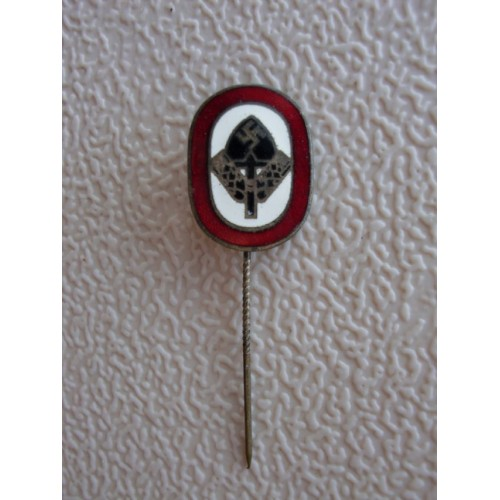 RAD Member's Commemorative Stickpin  # 1275