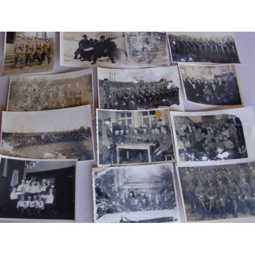 13 postcards # 1284