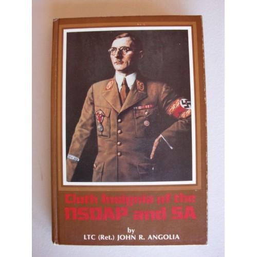 Cloth Insignia of the NSDAP and SA # 1297