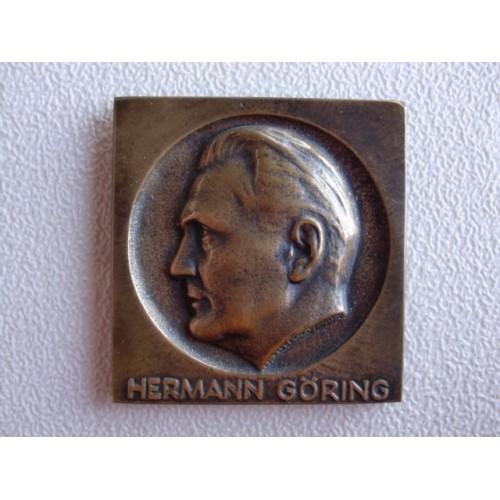 Göring Plaque # 1314