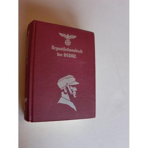 Reprint of 1943 Organisationsbuch der NSDAP # 1334