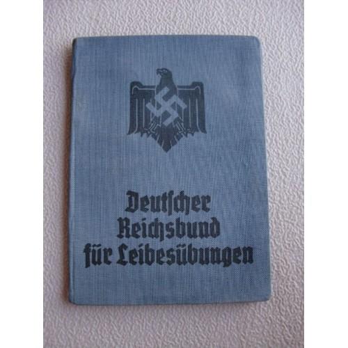 DRL Membership Booklet # 1361