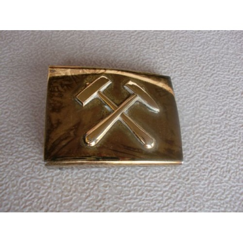 National Mine Buckle # 1374