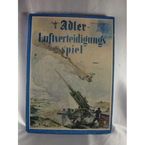 Luftwaffe Flak Board Game # 1382