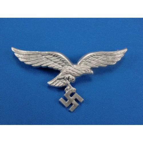 Luftwaffe EM Cap Eagle # 1383