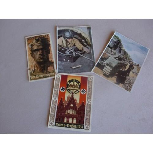 Postcard Picture Lot # 1413