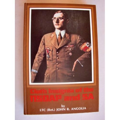 Cloth Insignia of the NSDAP and SA # 1425