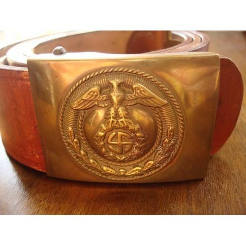 SA Buckle & Belt # 1437