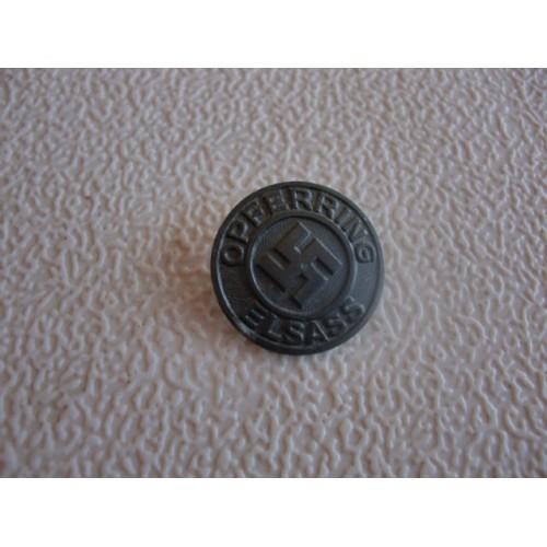 Opferring Elsass Pin  # 1443