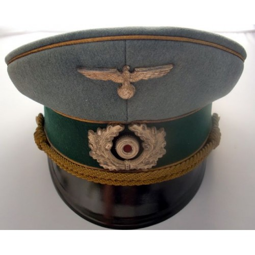 Heer General Officer's Visor # 1455