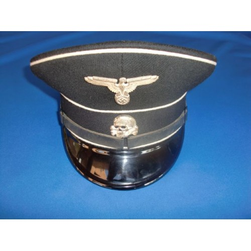 Allgemeine SS EM/NCO Visor # 1482