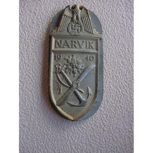 Narvik Shield 1940 # 1492