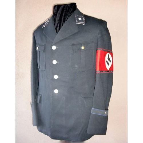 Allgemeine SS NCO Service Tunic # 1497