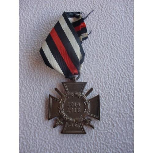 Hindenburg Cross  # 1499