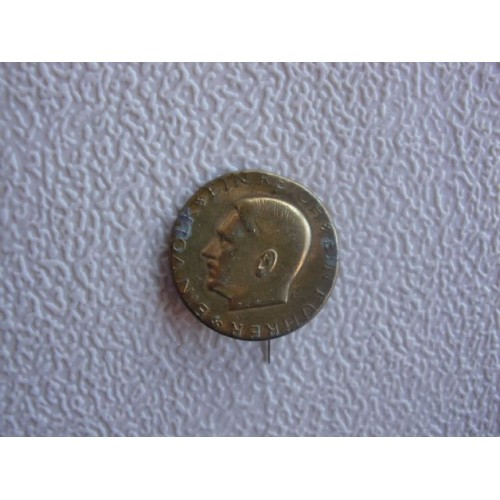 EIN VOLK EIN REICH EIN FUHRER Pin # 1509
